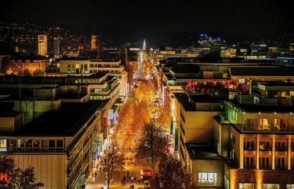 Glanzlichter Stuttgart (Königstraße), © Stuttgart-Marketing GmbH / Thomas Niedermüller