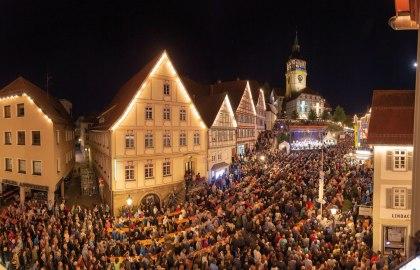 Backnanger Straßenfest, © Alexander Becher