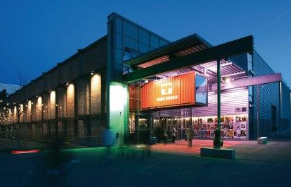 Theaterhaus Stuttgart, © Theaterhaus / Wilhelm Mierendorf
