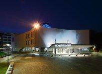 Hegel-Saal bei Nacht, © Kultur- und Kongresszentrum Liederhalle