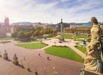 Palace Square, © Stuttgart-Marketing GmbH
