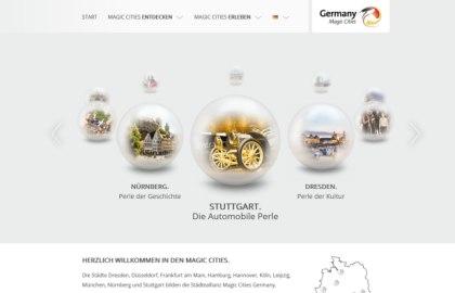 Screenshot Magic Cities, © Magic Cities Germany e.V.