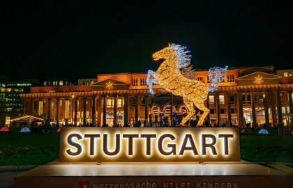 Glanzlichter Stuttgart (Stuttgarter Rössle), © Stuttgart-Marketing GmbH / Thomas Niedermüller