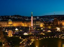 Stuttgart Highlights (Palace Square), © Stuttgart-Marketing GmbH / Sevencity GmbH
