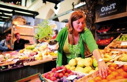 Genussbotschafterin Sabine Wacker, © Stuttgart-Marketing GmbH