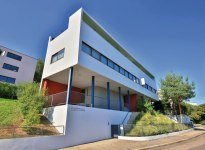 Weissenhofsiedlung - LeCorbusier, © Stuttgart-Marketing GmbH / Achim Mende