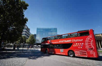STUTTGART Citytour, © Stuttgart-Marketing GmbH