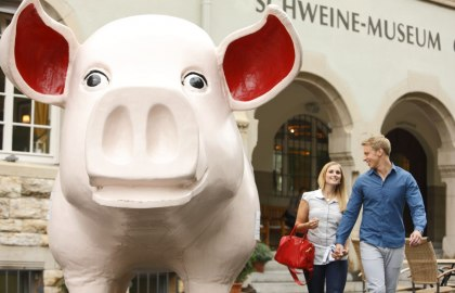 Pig Museum, © Stuttgart-Marketing GmbH