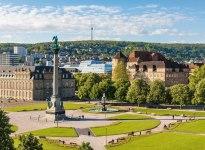 Palace Square Stuttgart, © Stuttgart-Marketing GmbH / Werner Dieterich