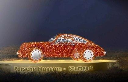 Glanzlichter Porsche, © MK Illumination