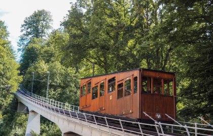 Seilbahn Stuttgart, © Susi Maier