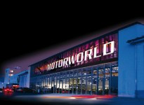 Motorworld, © V8 Motorworld / Frank Hoppe
