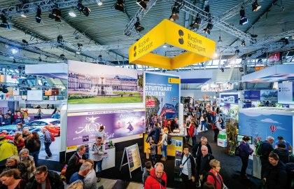 Region Stuttgart auf der CMT 2020, © Stuttgart-Marketing GmbH / Thomas Niedermüller