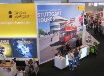 Region Stuttgart auf der CMT 2019, © Stuttgart-Marketing GmbH