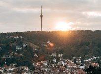 Stuttgarter Fernsehturm, © SMG / Romeo Felsenreich