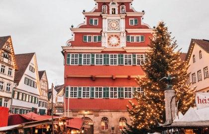 Esslinger Weihnachtsmarkt und Mittelaltermarkt, © Romeo Felsenreich, sommertage.com
