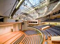 Hegel-Saal, © Kultur und Kongresszentrum Liederhalle