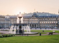 New Castle palace square, © Julian Herzog
