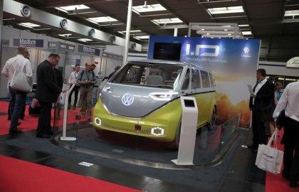 Mehr als 400 Aussteller werden zur The Battery Show and Electric & Hybrid Vehicle Technology Expo Europe erwartet, die als Gastveranstaltung erstmals vom 7. bis 9. Mai 2019 auf der Messe Stuttgart stattfindet, © Smarter Shows