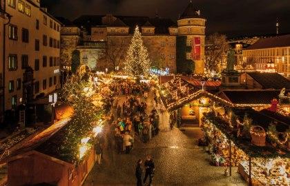 Stuttgart Christmas Market, © Stuttgart-Marketing GmbH / Jean-Claude Winkler