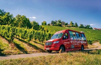 Stuttgart Wine Tour, © Stuttgart-Marketing GmbH / Thomas Niedermüller